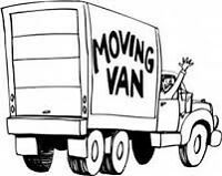 2 PROFESSIONAL MOVERS AND 8X16 FT TRUCK ONLY $75/HOUR