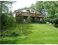 Red Key Realty ~ PM 657 ~ GULL LAKE ~ MAIN FLOOR & BSMT SUITE