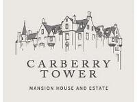 Carberry Tower situations vancant (sous chef, chef de partie, etc)