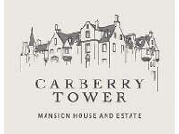 Carberry Tower Chef de Partie