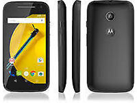 NEW MOTO E 2ND GEN SMART PHONE WARRANTY RECEIPT BOXED BRAND NEW UNLOCKED Android Smartphone