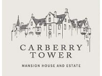 Housekeeping positions at Carberry Tower