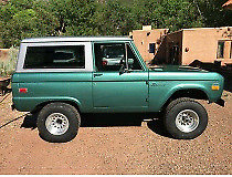 1966-77 Ford Bronco Parts