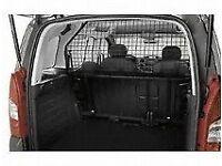 Dog guard to fit 2012 Peugeot Partner Tepee