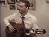 Guitar Teacher - Wallasey Area
