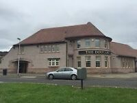 The Doo'Cot, 731 Ferry Road, Edinburgh Part-time Bar Staff Required