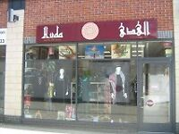 Well Established Islamic Shop for Sale