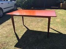 Retro style rectangular table Berala Auburn Area Preview