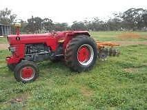 Massey Ferguson 178 and Off Set Disc Moora Moora Area Preview