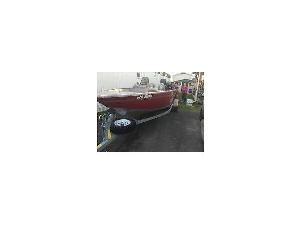 Used 2004 Princecraft HUDSON DLX