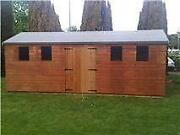16 x 12 Shed