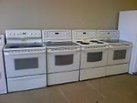 QUALITY USED STOVES~BARRIE