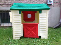 Kids outdoor house