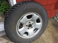 2002 winter tires for Subaru Forrester