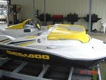 2004 Seadoo sportster…BAD CREDIT FINANCING AVAILABLE  !!