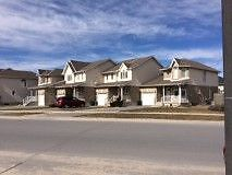 Townhouse 10 minutes from CFB Kingston- Greenwood Park