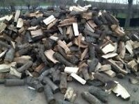 Fire wood !! I Have Hardwood !!! while the others run out !!