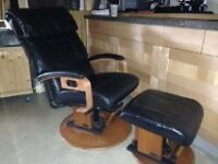fauteuil inclinable Dutailier
