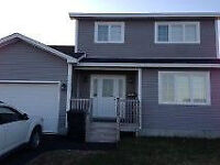 2 storey with attached garage kenmount terrace