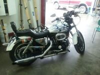 1200 SPORTSTER For Sale or Trade for Enclosed Trailer