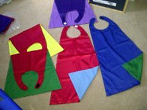 New Childrens Capes