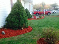 FALL YARD CLEAN UP. GREAT RATES! REFERENCES AVAILABLE.