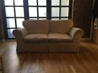 Large Cream Sofa/ FREE/ Collection Only