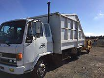 Isuzu FSR500 & Vermeer 1800a Perfect for Tree Business Penrith Penrith Area Preview