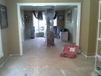 CERAMIC TILES AND FLOORING REMOVAL SERVICES