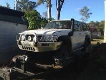 Nissan Patrol 2011 zd30 CRD engine $6000  -wrecking whole car Archerfield Brisbane South West Preview