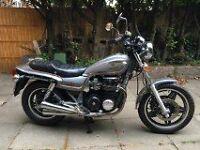 Honda CB650 Custom Nighthawk
