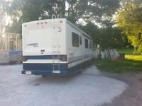 MOTORHOME 32 PI  WOW  A DEAL