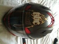 Moto Design KBC helmet