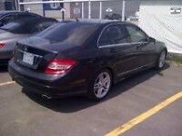 2011 Mercedes-Benz C300 4matic Berline 4 portes