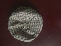 Mens Flat cap, Harkins classic headware