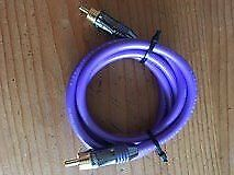 Interconnect Cable, Digital Coaxial REDUCED!!