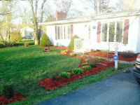 FALL YARD CLEANING. GREAT RATES! REFERENCES AVAILABLE.