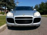 2005 Porsche Cayenne Turbo-Gorgeous.