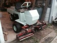 Jacobsen Greens King IV Aerator