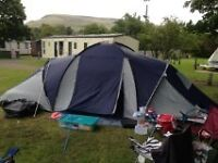 BARGAIN 6 man tent for sale