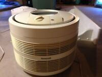 "Hepa Air Purifier by Honeywell 18"" and Filter"