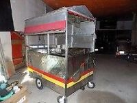 2006 HOT DOG CART