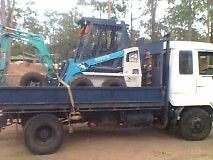 TIP TRUCK, EXCAVATOR & BOBCAT FOR SALE Redland Bay Redland Area Preview
