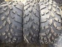 Quad ATV Tyres wanted