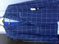 mens le chateau mens blazer size 42R - NEW with tags