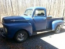 1951 Ford F-1 v8-flathead from SASKATCHEWAN for sale