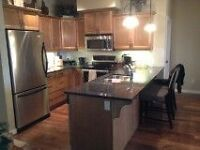 Kelownamission lakeview top flr furnished w gym 2 blks to beach