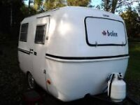 1977 Boler travel trailer light and easy hauler