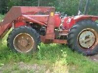 MF 274 Tractor for sale or Trade 4X4