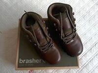 Brasher Hillmaster GTX Walking Boots - Size 4